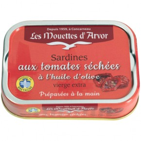 Dried sardines Tom. & Olijfol. 115g