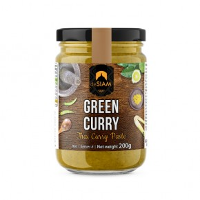 Green curry paste 200g