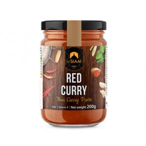 Red curry paste 200g