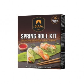 Spring Roll Cooking Set 260g
