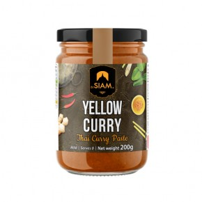 Yellow curry paste 200g