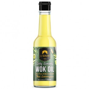 Rice Bran oil flavoured with lemongrass 150ml