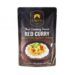 Red Curry Sauce 200g