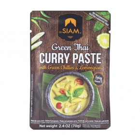 Green Curry Paste 70g