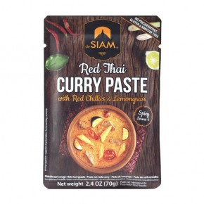 Red Curry Paste 70g
