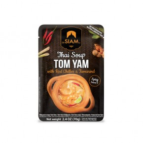Tom Yam Curry Paste 70g