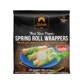 Spring Roll Wrappers 100g