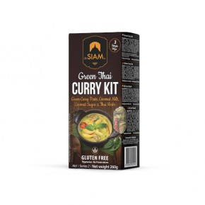 Green Curry Cooking Set 260g