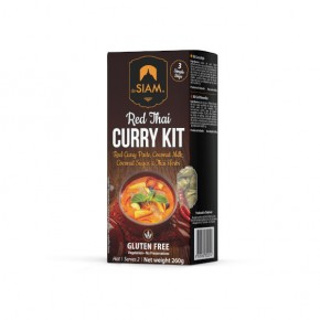 Red Curry Cooking Set 260g