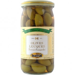 Lucques olives 320g