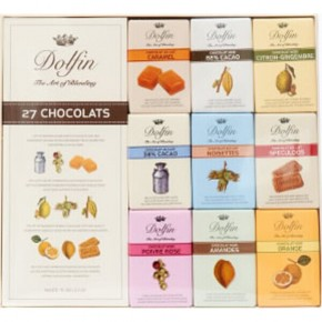 27 Pieces 270g gift box