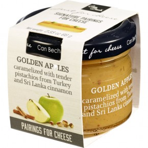 Just for Mini Cheese Golden apple with pistachio and cinnamon 66g