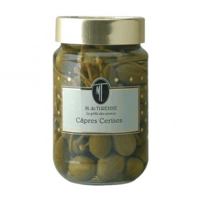 Cherry capers 180g