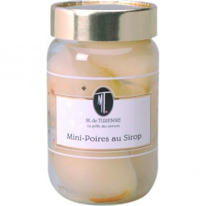 Mini Pears in Syrup 358ml