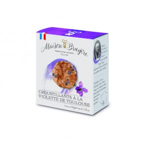Cookies With violets 50g