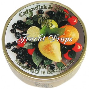 Mixed Fruit 200g