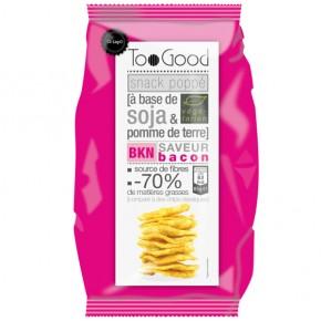 Popped chips with Bacon (gluten-vegan) 85g