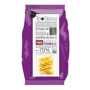 Popped chips with cheese (gluten) 85g