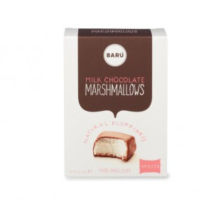 Milk chocolate marshmallow 54g