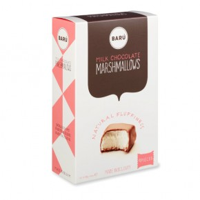 Milk chocolate marshmallow 120g