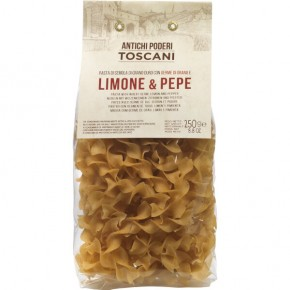 Pappardelline Lemon / Black pepper 250g *