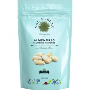 Almonds with Colourful Flower Petals 80g