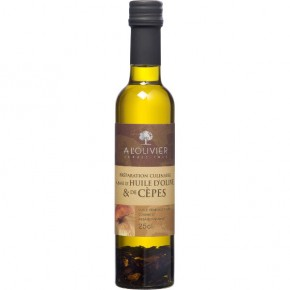 Olive oil with Cep 25cl