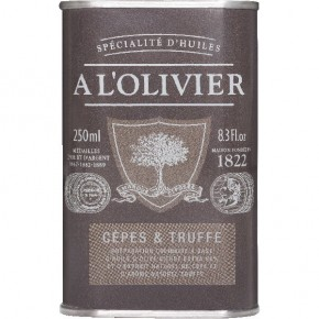 Can Brown & Olive Cèpes Truf. 250ml