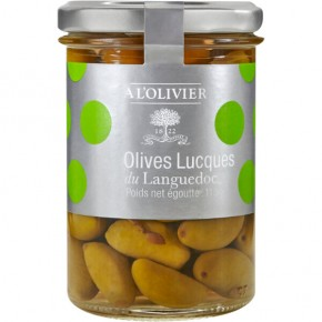 Lucques olives Languedoc 115g
