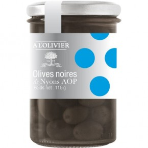 Black olives from Nyons 115g