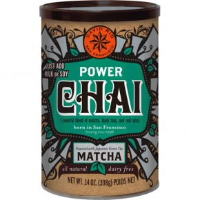 Power Chai with Matcha (gluten-vegan) 398g