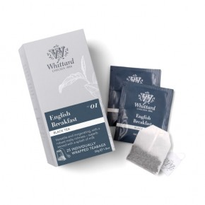 Individually wrapped bags 25s '19 English Breakfast Teabags 50g