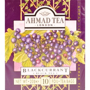 Black Currant Teabags 10's