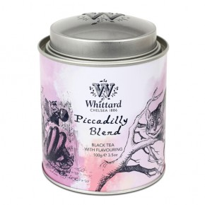 Alice in Wonderland Picadilly tea caddy 100g
