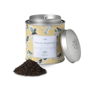 Loose English Breakfast Tea Caddy Discoveries 100g